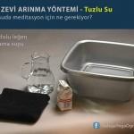 Mucizevi Arınma Yöntemi – Tuzlu Su